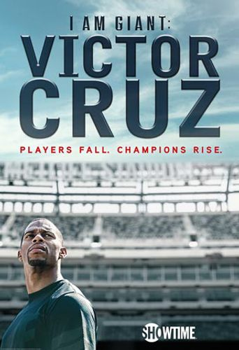 I Am Giant: Victor Cruz Poster