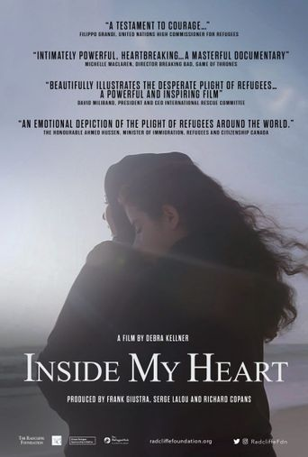 Inside My Heart Poster
