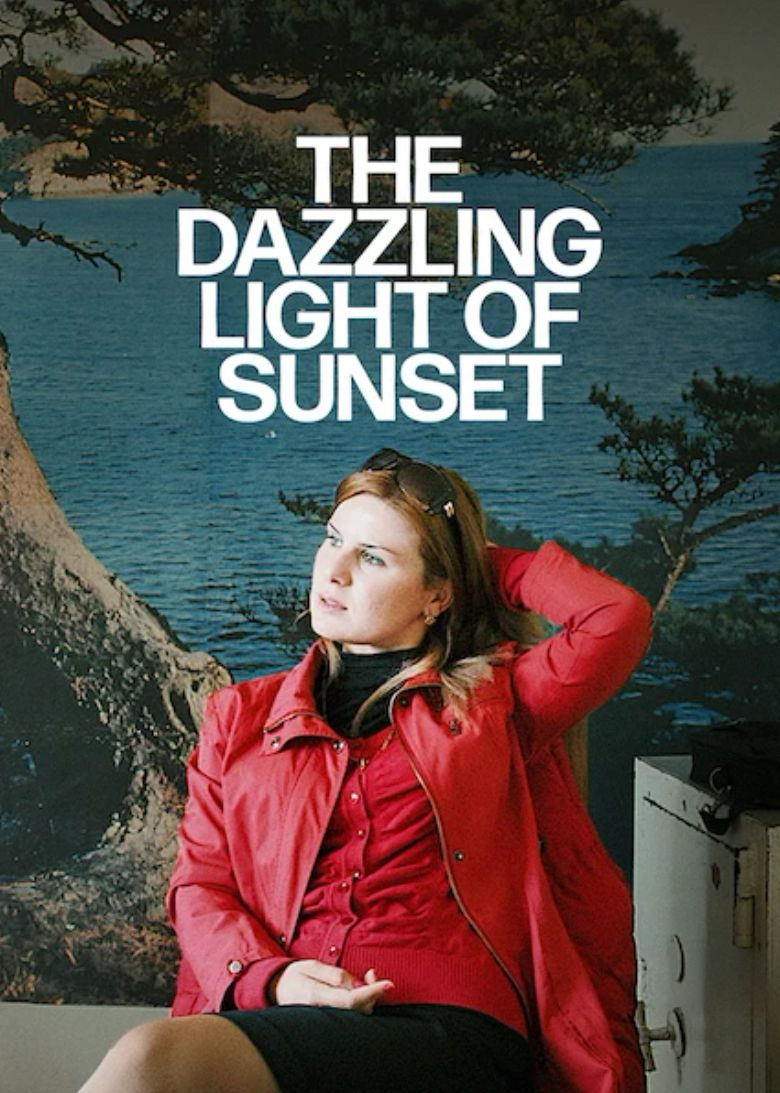 The Dazzling Light of Sunset Poster