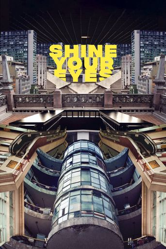 Shine Your Eyes Poster