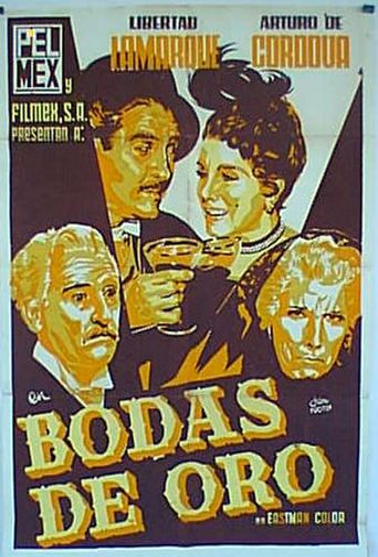 Bodas de oro Poster