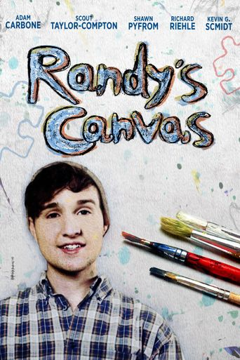 Randy's Canvas Poster