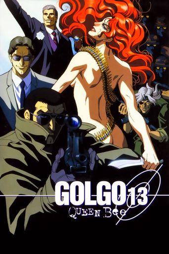 Golgo 13: Queen Bee Poster