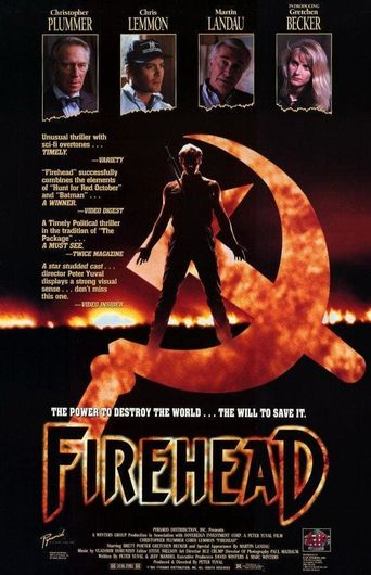 Firehead Poster