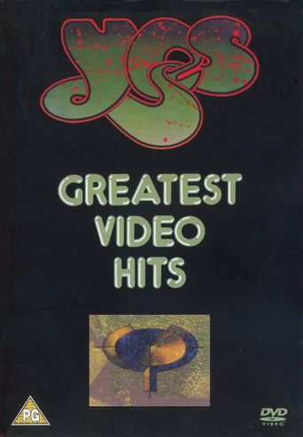 Yes: Greatest Video Hits Poster