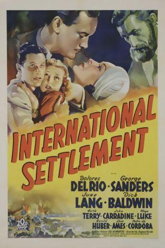 International Settlement Poster