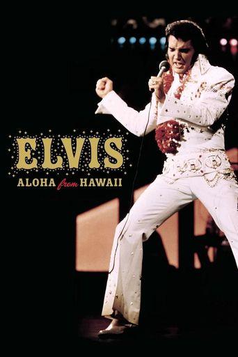 Elvis - Aloha from Hawaii Poster