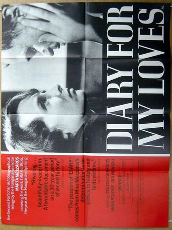 Diary for My Loves Poster