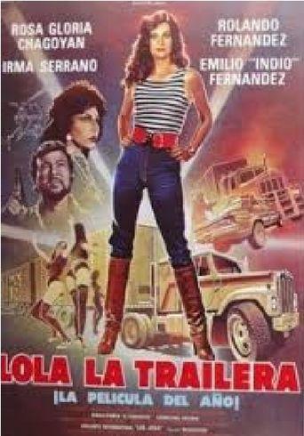 Lola la trailera Poster