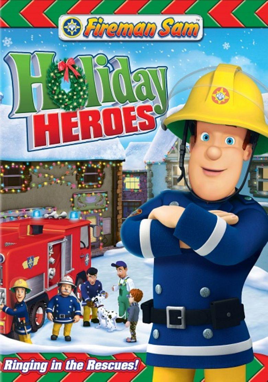 Fireman Sam: Holiday Heroes Poster