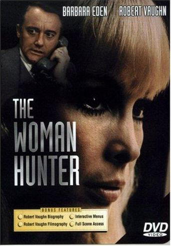 The Woman Hunter Poster