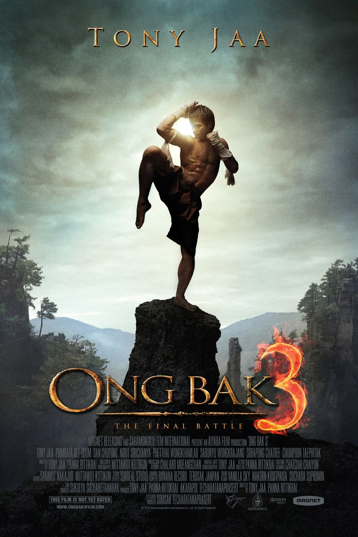 Watch Ong Bak 3