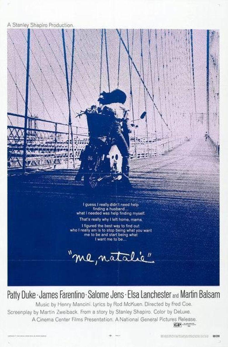 Me, Natalie Poster