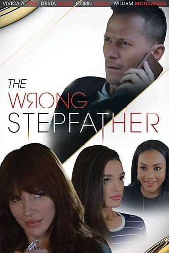 The Wrong Stepfather Poster