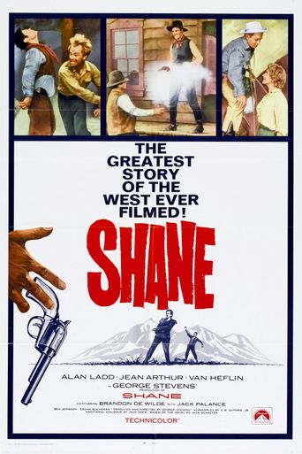 Watch Shane