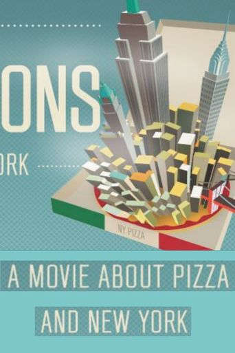 The New York Pizza Confessions Poster