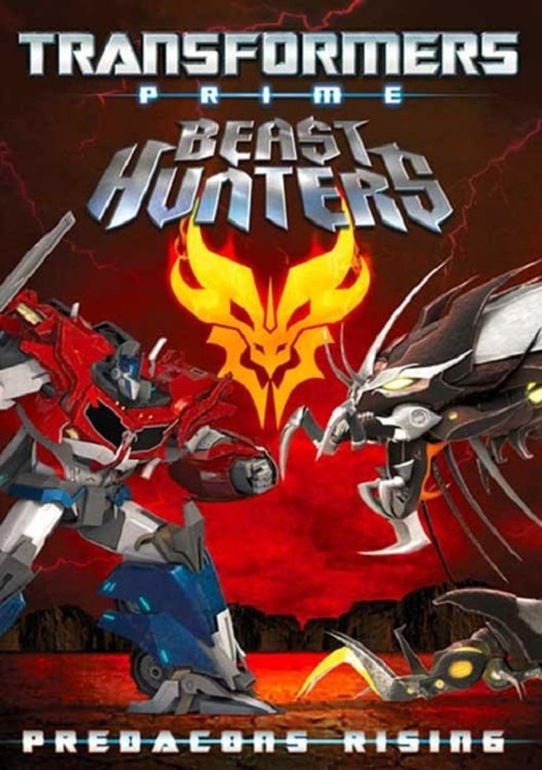 Watch Transformers Prime Beast Hunters: Predacons Rising