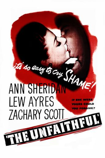 The Unfaithful Poster