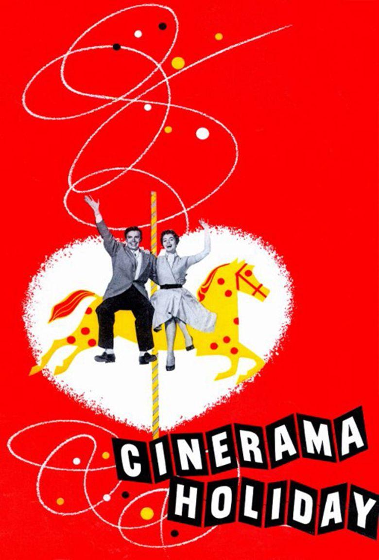 Cinerama Holiday Poster