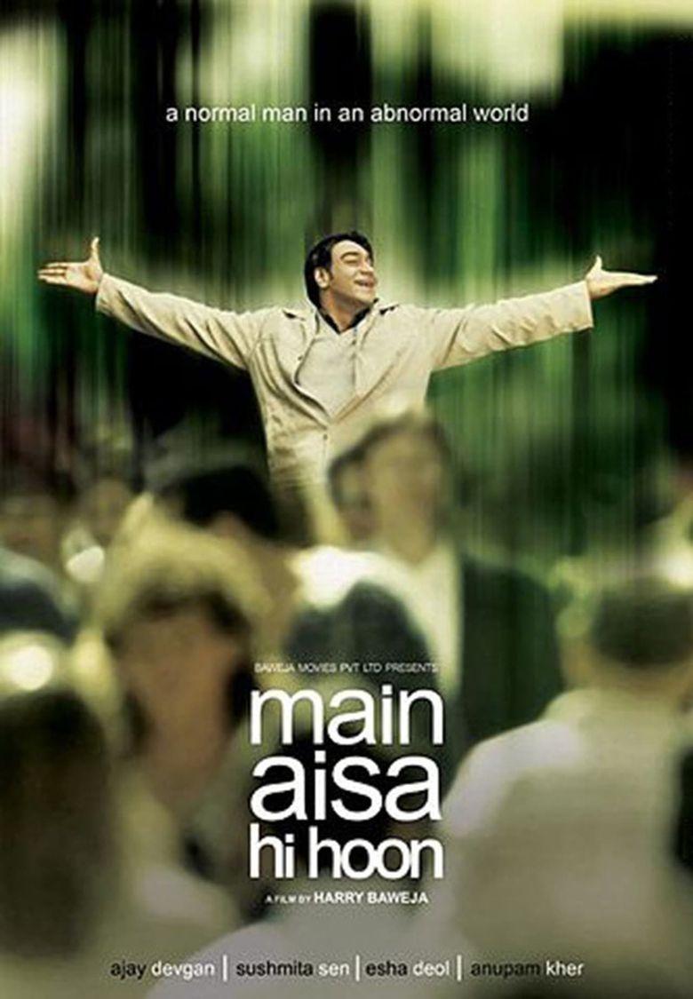 Main Aisa Hi Hoon Poster