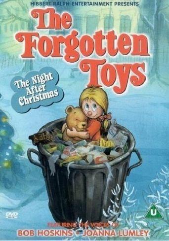 The Forgotten Toys Poster