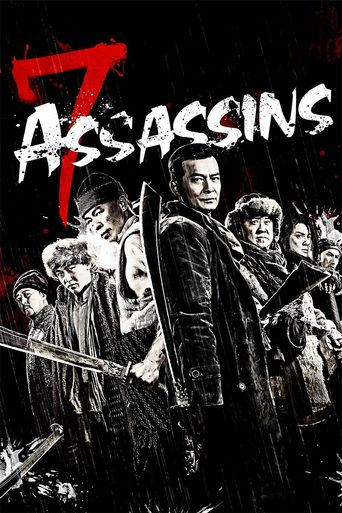 7 Assassins Poster