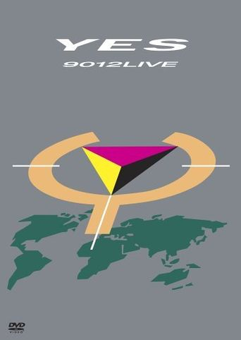 Yes 9012 Live Poster