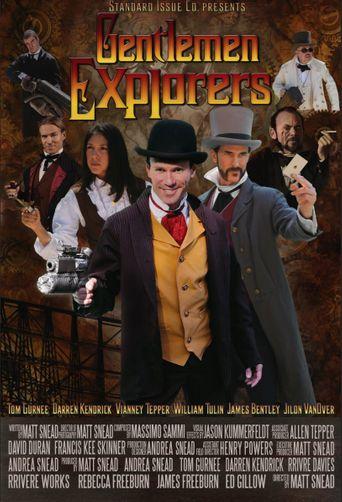 Gentlemen Explorers Poster