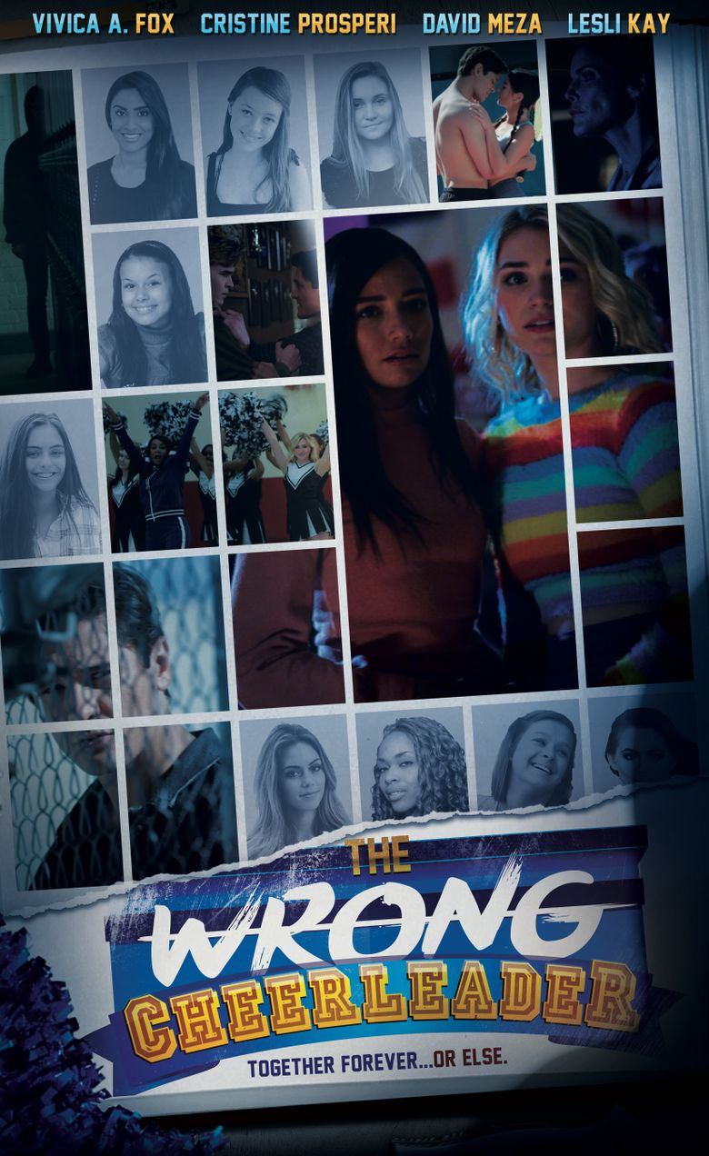 The Wrong Cheerleader Poster
