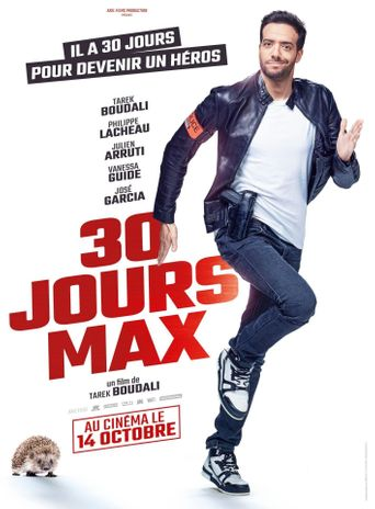 30 Days Max Poster