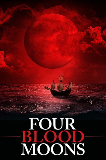Four Blood Moons Poster