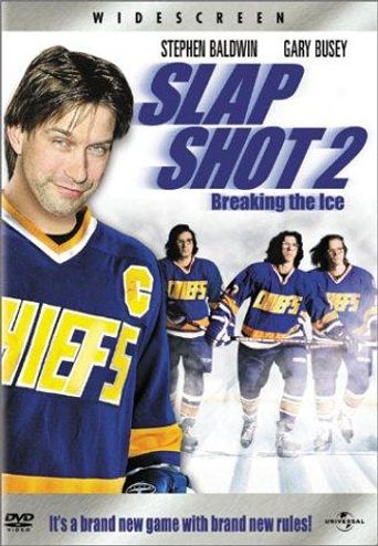 Slap Shot 2: Breaking the Ice Poster