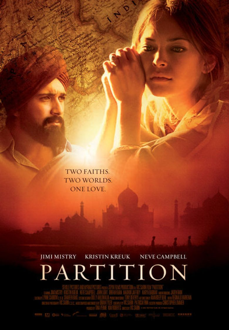 Partition Poster