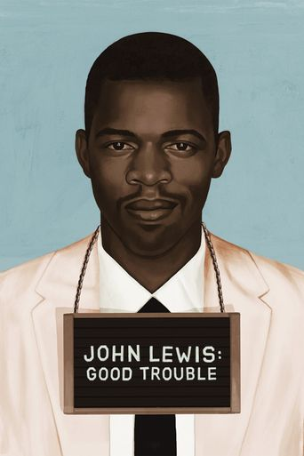 John Lewis: Good Trouble Poster