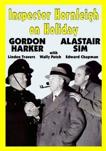 Inspector Hornleigh on Holiday Poster