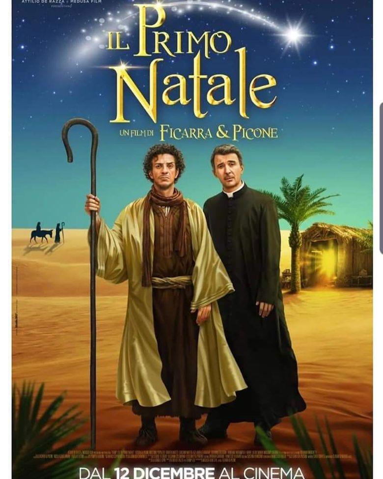 Once Upon a Time in Bethlehem Poster