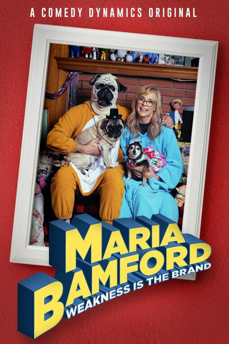 Maria Bamford: Weakness is the Brand Poster