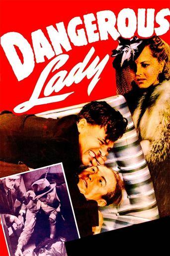 Dangerous Lady Poster