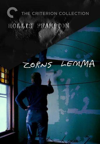 Zorns Lemma Poster