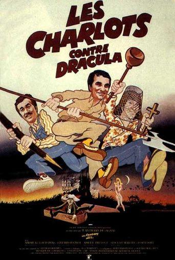 Les Charlots contre Dracula Poster