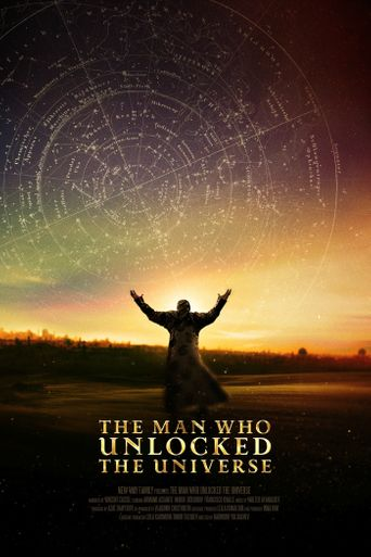 The Man Who Unlocked the Universe Poster