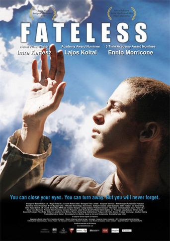 Fateless Poster