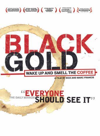 Black Gold Poster