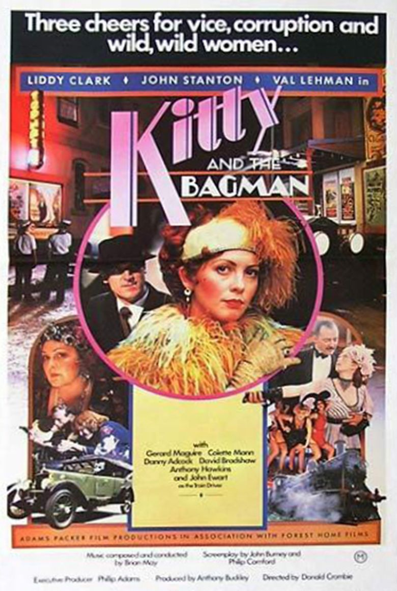 Kitty and the Bagman Poster