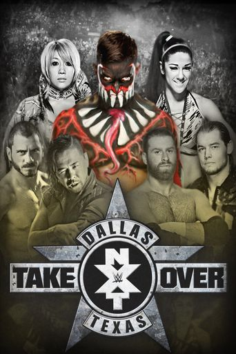 NXT TakeOver: Dallas Poster