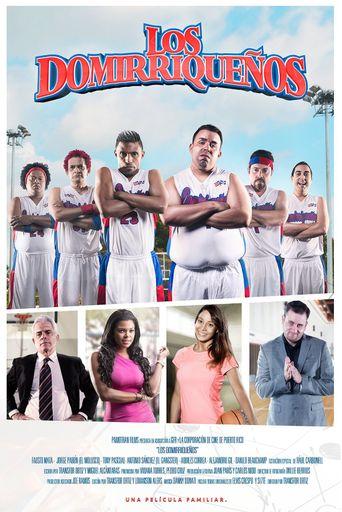 Los Domirriqueños Poster