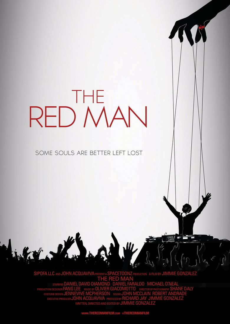 The Red Man Poster