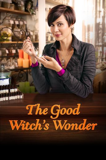 The Good Witch's Wonder Poster