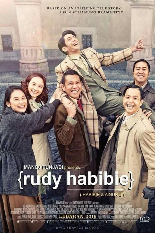 Rudy Habibie Poster
