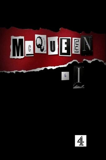 McQueen and I Poster